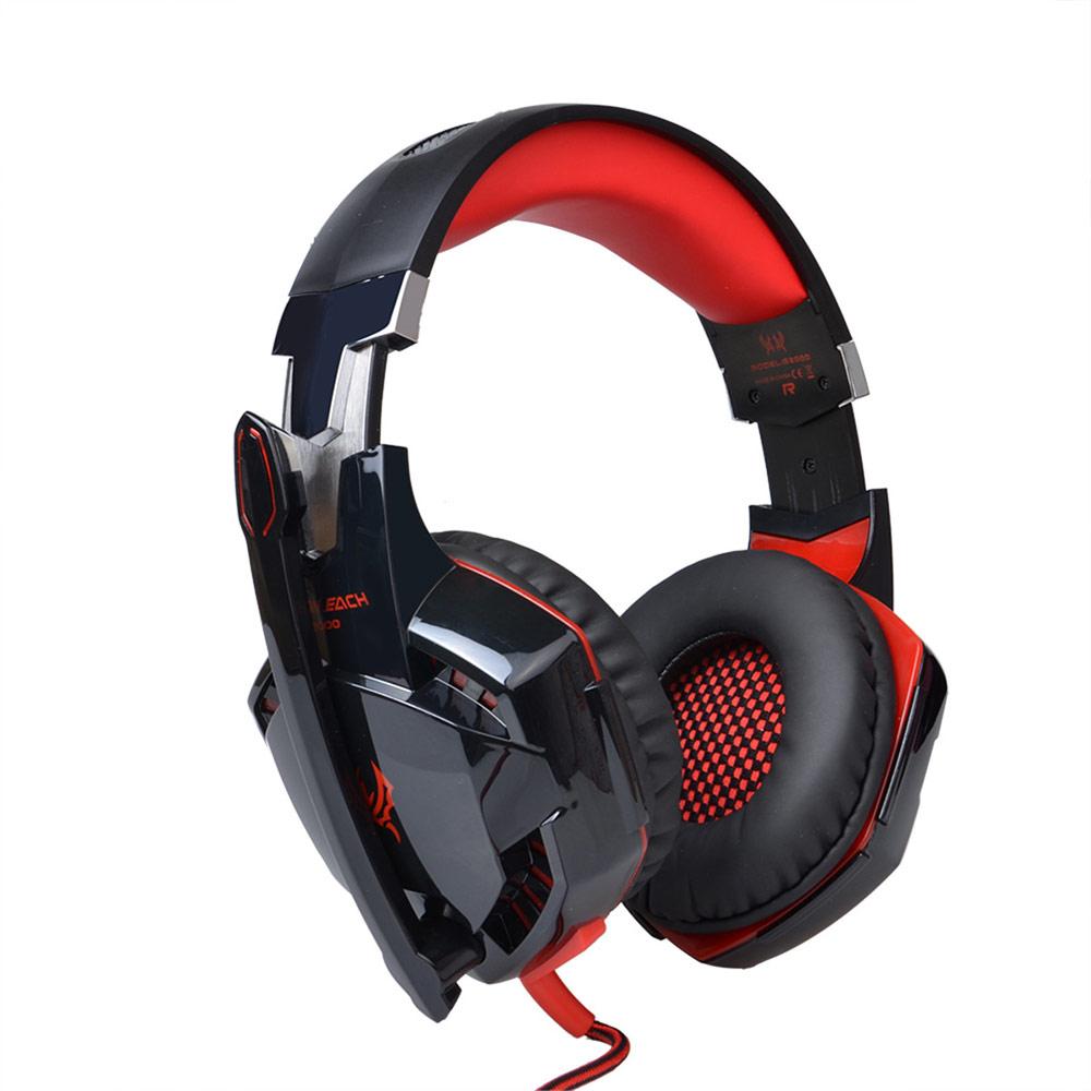 KOTION EACH G2000 Gaming Headset LED USB+3.5mm Surround